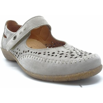Chaussures Femme Ballerines / babies Longo 1006643 TAUPE