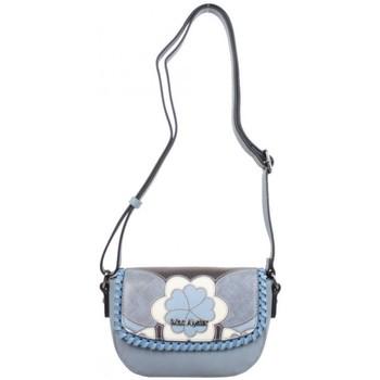 Sacs Femme Sacs Bandoulière Mac Alyster Petit sac à rabat  Impression bleu motif fleur bleu
