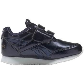 Chaussures Enfant Baskets basses Reebok Sport Royal CL Jogger Noir,Bleu marine
