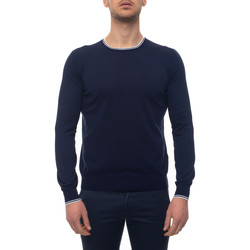 Vêtements Homme Pulls Fay NMMC1402330-QPK0U38 Blu/bianco