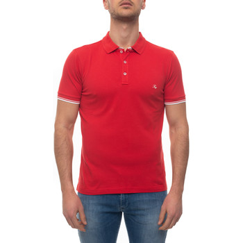 Vêtements Homme Polos manches courtes Fay NPMB240134S-ITOR005 Rosso