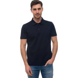Vêtements Homme Polos manches courtes Fay NPMB2401410-ROWU809 blu