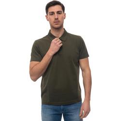 Vêtements Homme Polos manches courtes Fay NPMB2401410-ROWV616 verde