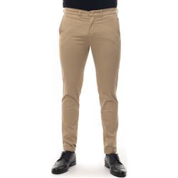 Vêtements Homme Chinos / Carrots Fay NTM8640189T-GURC806 beige