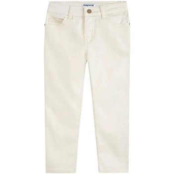 Vêtements Fille Pantalons Mayoral  Beige