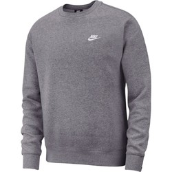 Vêtements Homme Sweats Nike Club Crew Gris