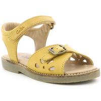 Chaussures Fille Sandales et Nu-pieds Aster Sabelle JAUNE