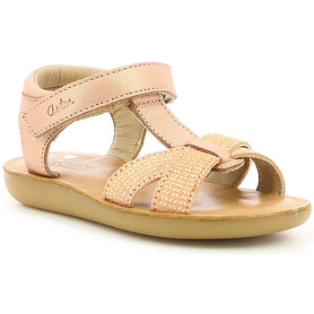 Chaussures Fille Sandales et Nu-pieds Aster Terry ROSE