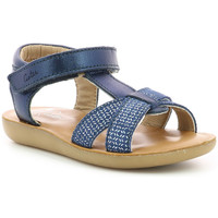 Chaussures Fille Sandales et Nu-pieds Aster Terry BLEU