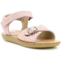 Chaussures Fille Sandales et Nu-pieds Aster Theani ROSE
