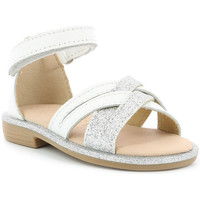 Chaussures Fille Sandales et Nu-pieds Mod'8 Giry BLANC