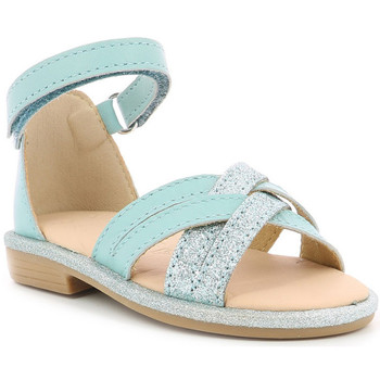Chaussures Fille Sandales et Nu-pieds Mod'8 Giry TURQUOISE