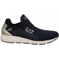 Chaussures Homme Fitness / Training Emporio Armani EA7 TRANING m506-navy-silver
