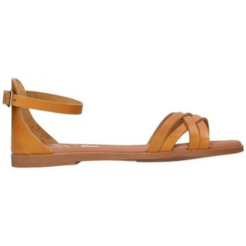 Chaussures Femme Sandales et Nu-pieds Oh My Sandals For Rin OH MY SANDALS 4644 MOSTAZA Mujer Amarillo jaune