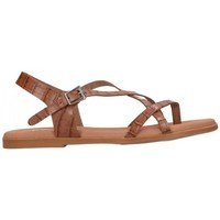 Chaussures Femme Sandales et Nu-pieds Oh My Sandals 4641 BREDA ROBLE Mujer Cuero marron