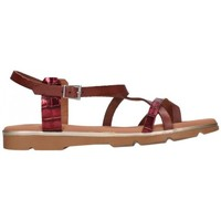 Chaussures Femme Sandales et Nu-pieds Oh My Sandals 4651 CAOBA MULTI Mujer Marron marron
