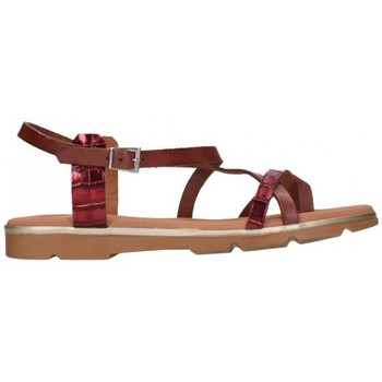 Chaussures Femme Sandales et Nu-pieds Oh My Sandals For Rin OH MY SANDALS 4651 CAOBA MULTI Mujer Marron marron