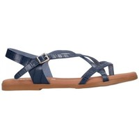 Chaussures Femme Sandales et Nu-pieds Oh My Sandals For Rin OH MY SANDALS 4641 BREDA MARINO Mujer Azul marino bleu