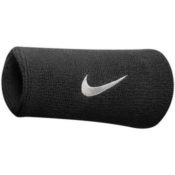 Accessoires Accessoires sport Nike Poignets éponge  swoosh doublewide noir