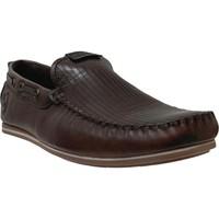 Chaussures Homme Mocassins Bugatti 321-70464-4100 Marron foncé cuir