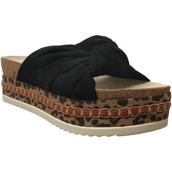 Chaussures Femme Mules Bullboxer 886030f1t Noir velours