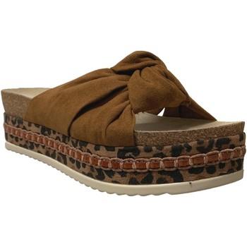 Chaussures Femme Mules Bullboxer 886030f1t Marron velours