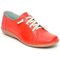 Chaussures Femme Baskets basses Boleta  Rouge
