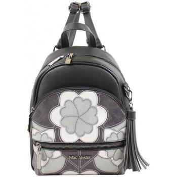 Sacs Femme Sacs à dos Mac Alyster Sac à dos  Impression noir motif fleur Noir