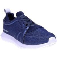 Chaussures Femme Baskets basses Pantone 8019003 Bleu