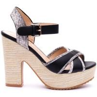 Chaussures Femme Sandales et Nu-pieds Best Mountain 9985201 Noir