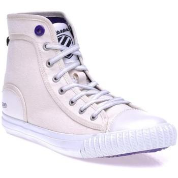 Chaussures Homme Baskets montantes Vespa 8017501 Blanc