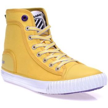 Chaussures Homme Baskets montantes Vespa 8017505 Jaune
