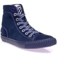 Chaussures Homme Baskets montantes Vespa 8017403 Bleu