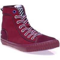 Chaussures Homme Baskets montantes Vespa 8017404 Rouge