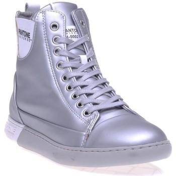 Chaussures Femme Baskets montantes Pantone 8018501 Gris