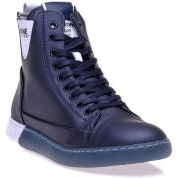 Chaussures Femme Baskets montantes Pantone 8018504 Bleu