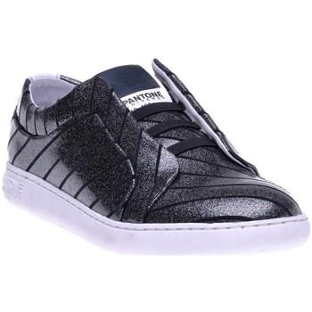 Chaussures Femme Baskets basses Pantone 8018402 Noir