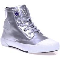 Chaussures Femme Baskets montantes Vespa 8017201 Gris