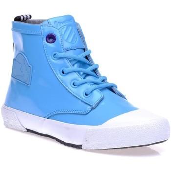 Chaussures Femme Baskets montantes Vespa 8017203 Bleu