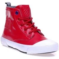 Chaussures Femme Baskets montantes Vespa 8017202 Rouge