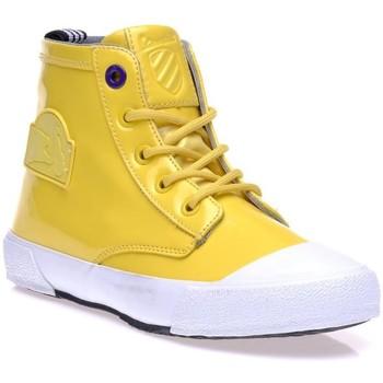 Chaussures Femme Baskets montantes Vespa 8017204 Jaune