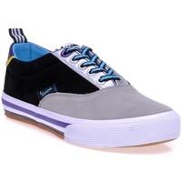 Chaussures Homme Baskets basses Vespa 8017606 Noir