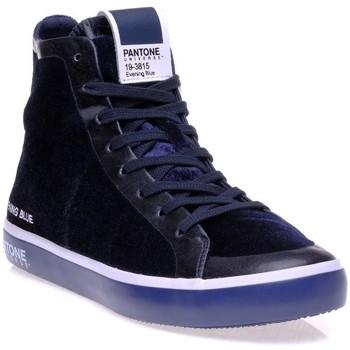 Chaussures Femme Baskets montantes Pantone 8018703 Bleu