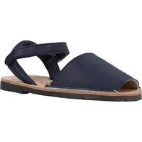 Chaussures Garçon Sandales et Nu-pieds Ria 20090 Bleu