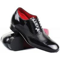 Chaussures Homme Richelieu Zerimar KABUL Noir