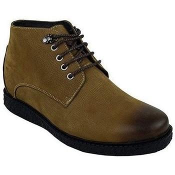 Chaussures Boots Zerimar CONAKRI Marron
