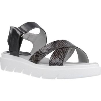 Chaussures Femme Sandales et Nu-pieds Geox D TAMAS D Gris