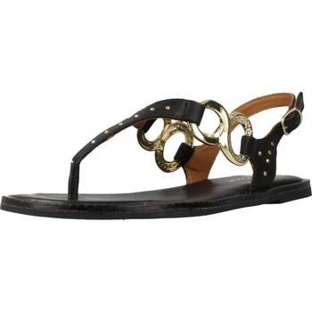 Chaussures Femme Sandales et Nu-pieds Alpe 4706 20 Noir