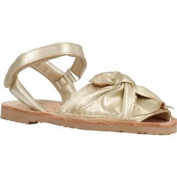 Chaussures Fille Sandales et Nu-pieds Ria 20090 D´or