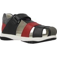 Chaussures Garçon Sandales et Nu-pieds Garvalin 202452 Bleu